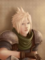 Young Cloud by Prosaiska