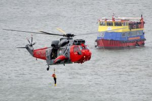 Sea King Rescue by dog123456