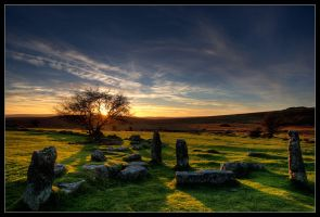 Blackslade Down Sun Down by didumdidum