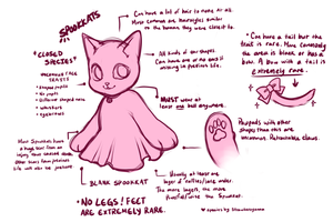 Quick Spookkat Guide by strawbanna