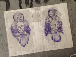 olws lino project by liamneeson93