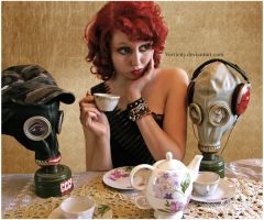 Teaparty by Vorticity