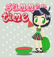 Summer Time by annajulia90