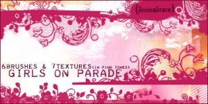 Girls on Parade by liminalstate
