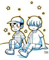 ness and pokey yet again by Pirra
