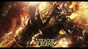 League of Legends tag by ExExic