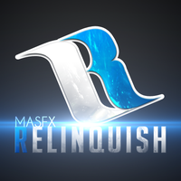 Relinquish Logo by MasFx