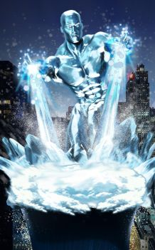 Iceman by caruso72