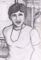 Uncle Rico from N. Dynamite by JohnAHicks