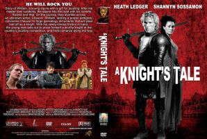 A Knight's Tale Cover DVD by michael160693