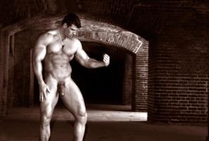 Zeb at Fort Zach 3634 by GlennMichaelImages