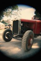 Country Boy's Hot rod by prestonthecarartist