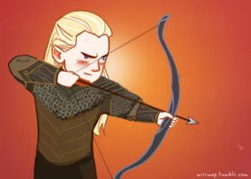 Legolas by miri-k