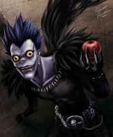 Death Note by superpascoal