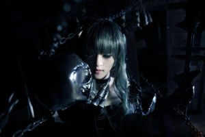 Black Rock Shooter Cosplay by boomjoy