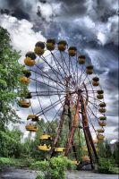 Chernobyl by Ariaocs