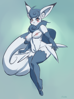 Meowstic Estelle by LiveForTheFunk