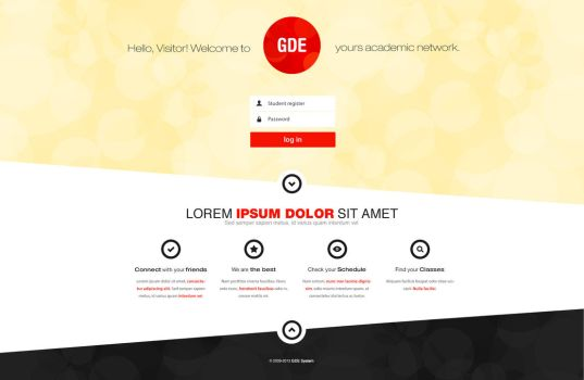 GDE redesign by luciano-infanti