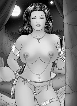 Dejah Thoris by rplatt