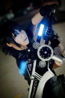 FFVsXIII - Blinded by Light by reutan