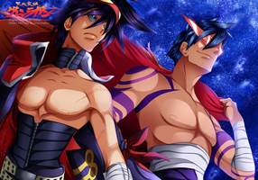 Tengen Toppa Gurren Lagann + Video + unload by HikariNoGiri
