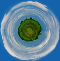 little Planet 3 by CSamiano