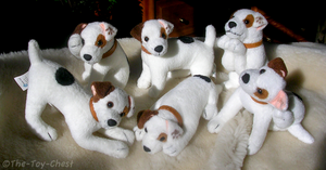 Mini Wishbone Plush Collection by The-Toy-Chest