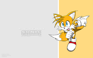 Sonic Channel 2: Tails by Hawke525