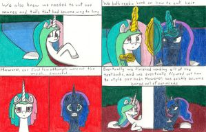 MLP: A New Twist Page 55 by eternalJonathan