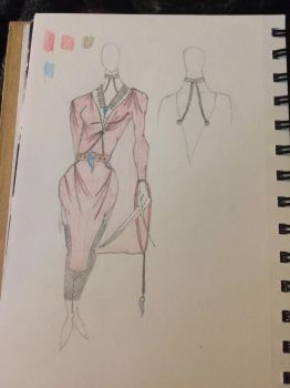 Fashion Design #1 by TheCatalyst08