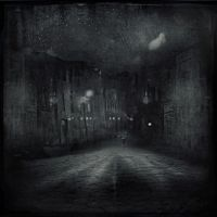 Ghost Town III by intao