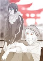 Noragami by Silent-Alarm-ororo