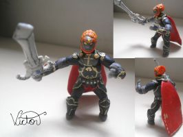 Ganondorf by VictorCustomizer