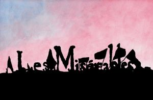 Les Mis Logo (Contest Entry) by GuinevereToGwen