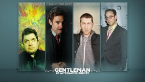 Gentleman of Alternative Comedy [1366x768] by papatom