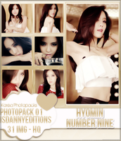 Hyomin (T-ara) - PHOTOPACK#01 (SCREENCAPS) by JeffvinyTwilight