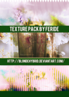 Texture Pack #12 by blondehybrid