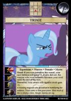 Trixie Card by Trivial1888