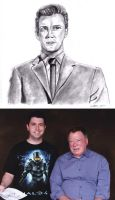 William Shatner has, and always will, inspire me. by bluespartan10