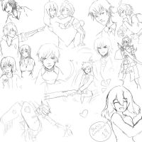 Sketch Compilation by MiTmIt92