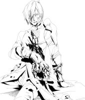 Dragon Nest Guardian Injury by terevi