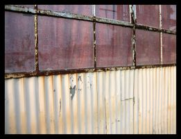 Rusty Panes II by luckydonut