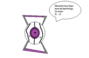 Morality Core Says by 28CharactersLater