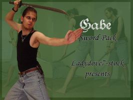 Gabe Sword PACK by themuseslibrary
