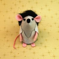 Glam Rock Mouse by The-House-of-Mouse