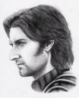 Guy of Gisborne by ThreshTheSky