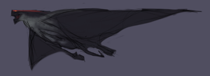 Winged MUTO - WIP by Pulsarium