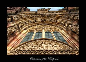 Cathedral of the Emperors 3 by calimer00