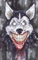 Smile Dog CreepyPasta by ChrisOzFulton