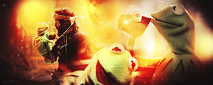 Kermit The Frog by meteorblade